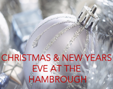 Christmas & NYE At The Hambrough